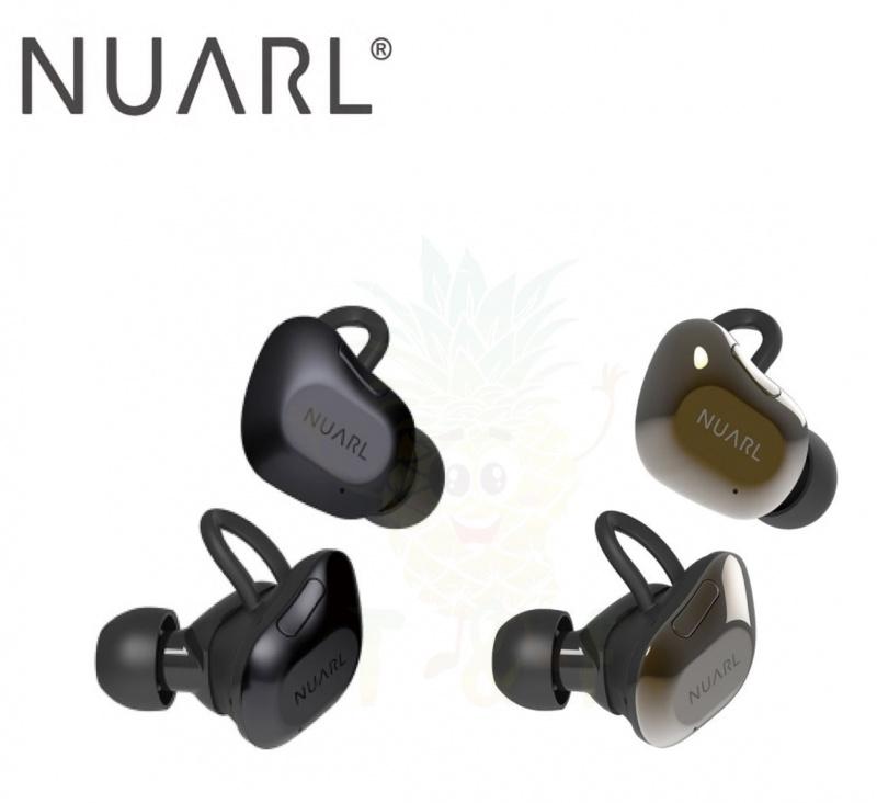 Nuarl NT01AX HDSS aptX 入耳式真無線藍牙耳機[2色]
