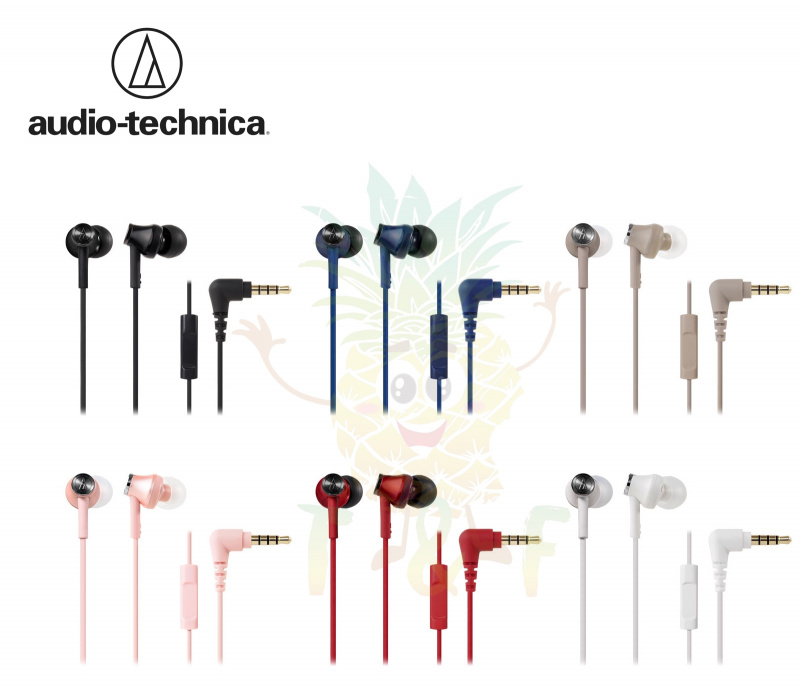 Audio Technica - ATH-CKR 350iS 入耳式耳機