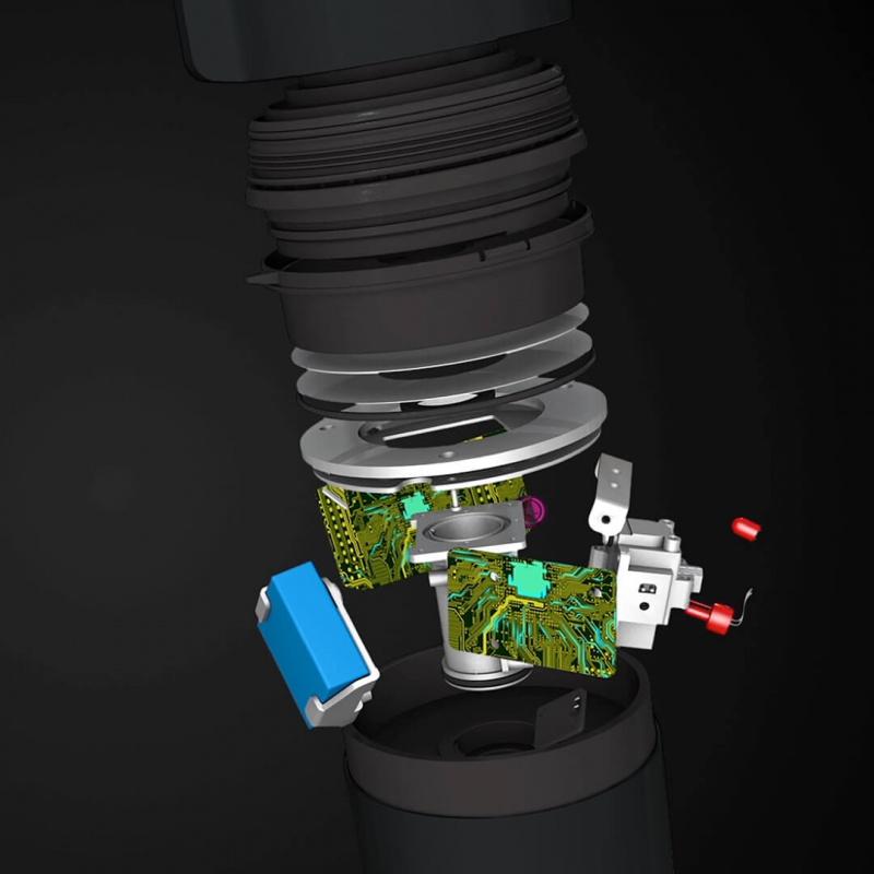 一目智能監測龍頭淨水器