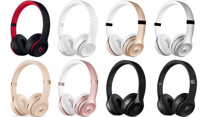 Beats Solo3 Wireless 頭戴式耳機 [6色]