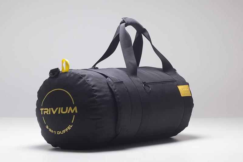 超強三合一 Trivium 背包