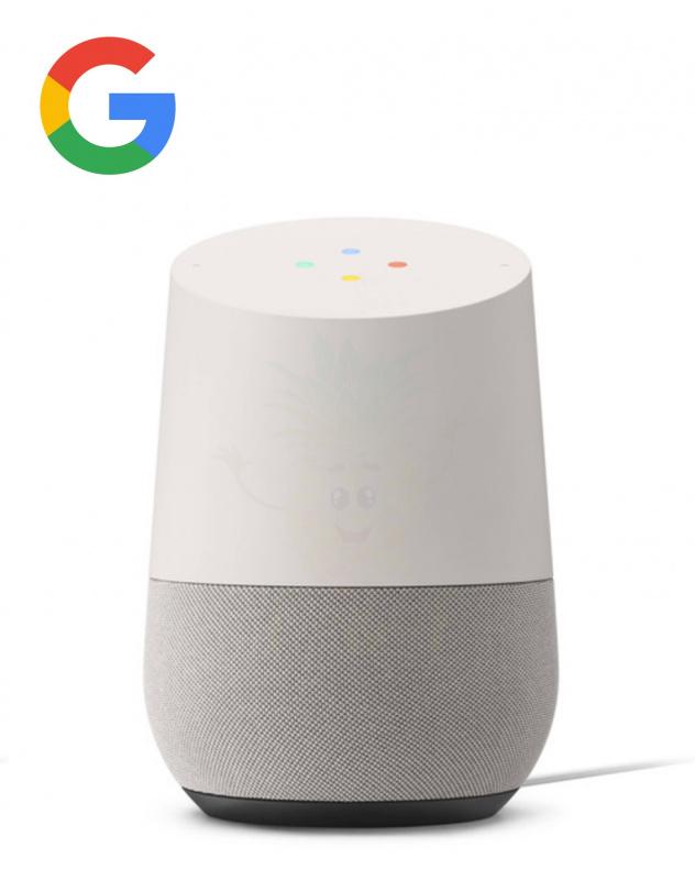 Google Home 家居助理 聲控藍芽喇叭