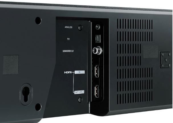 Yamaha YAS-108 Soundbar 超薄藍牙喇叭