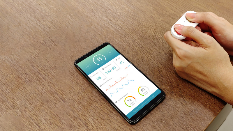 CLOUDMED iCare 健康檢測儀 [香港行貨]