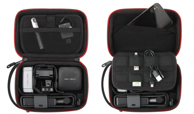 PGYTECH Mini Carrying Case for DJI OSMO Pocket 便携包(小)