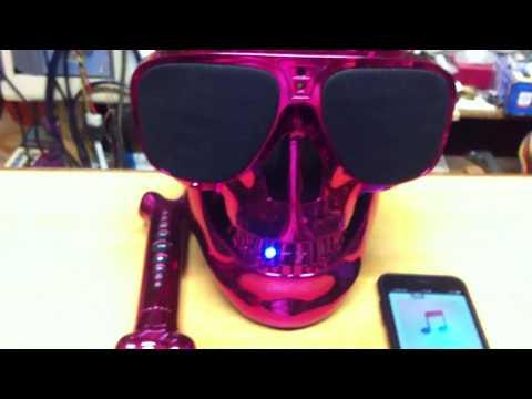 Jarre AeroSkull HD BLUE EU + UK PLUG 無線播放器 [2色]