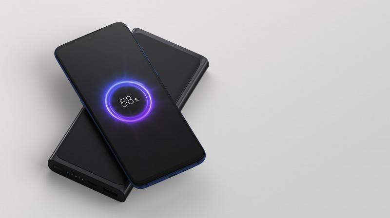 Xiaomi 小米可充式鋰行動電源3 10000mah 無線充電版