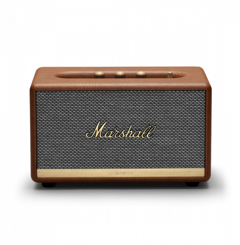 (全港免運) 香港行貨 Marshall Acton II 藍牙喇叭(3色)新色:: 啡色