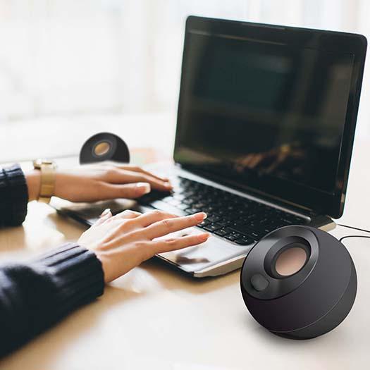 香港行貨 Creative Pebble Plus 2.1USB Desktop Speakers With Subwoofer