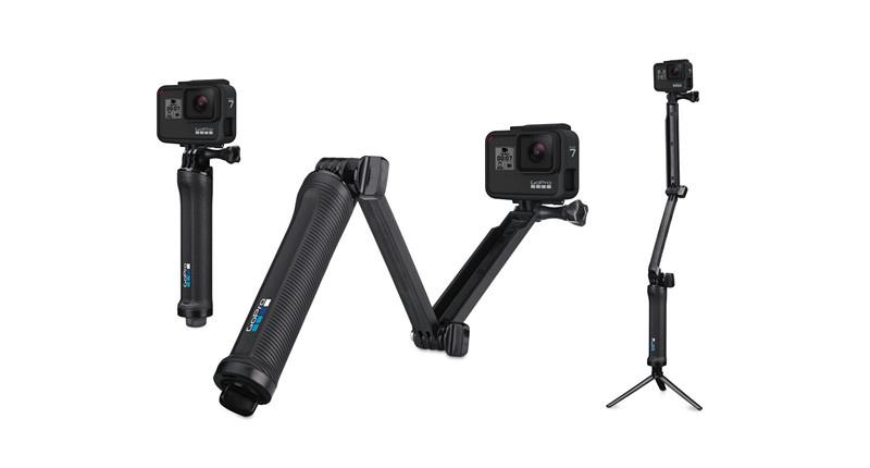 原裝 GoPro 3-way AFAEM-001 (行貨)
