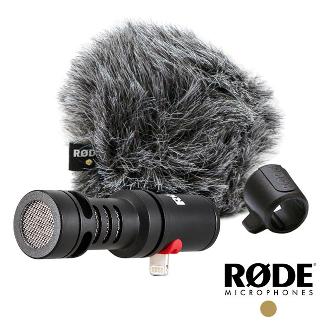 (香港行貨) 一年保養 RODE VideoMic Me-L (Lighting 版本)