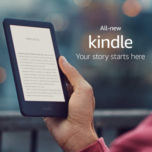 Amazon All-new Kindle (2019) 4GB 電子書 WIFI 版