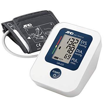 A&D UA-651 手臂式血壓計