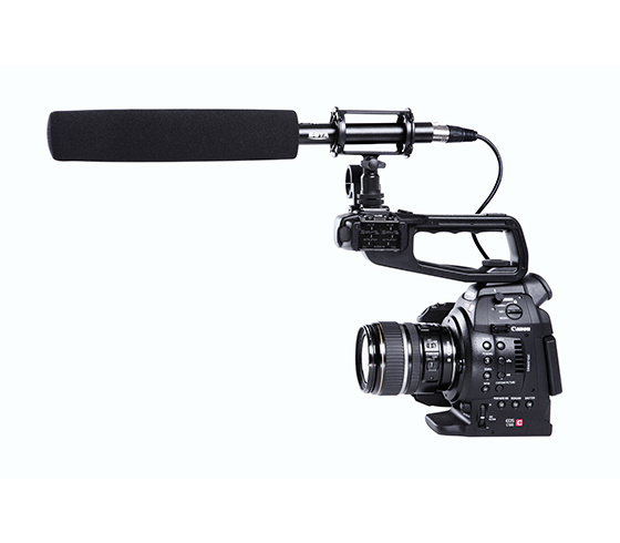 (香港行貨)  一年保養 BOYA BY-PVM1000L Shotgun Microphone