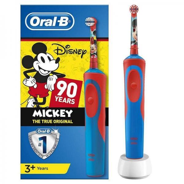 Oral-B D12.513 兒童充電電動牙刷 (米奇老鼠90週年限量版)