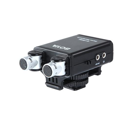 (香港行貨) 一年保養 BOYA BY-SM80 電容式雙聲道立體聲麥克風