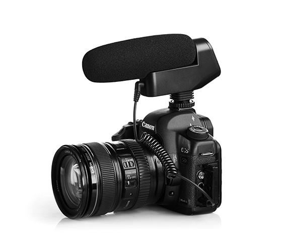 (香港行貨) 一年保養 BOYA BY-VM600 槍型指向式採訪錄音麥克風