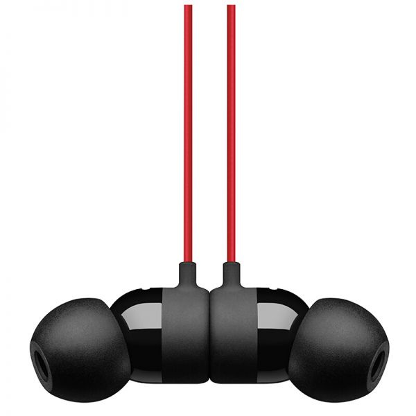 urBeats3 入耳式耳機配備 Lightning 接頭 - The Beats Decade Collection - 桀驁黑紅 MRXX2PA/A