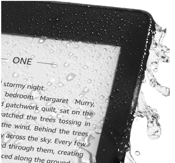 Amazon New Kindle Paperwhite 6inch Wifi 電子書 8GB [黑色]