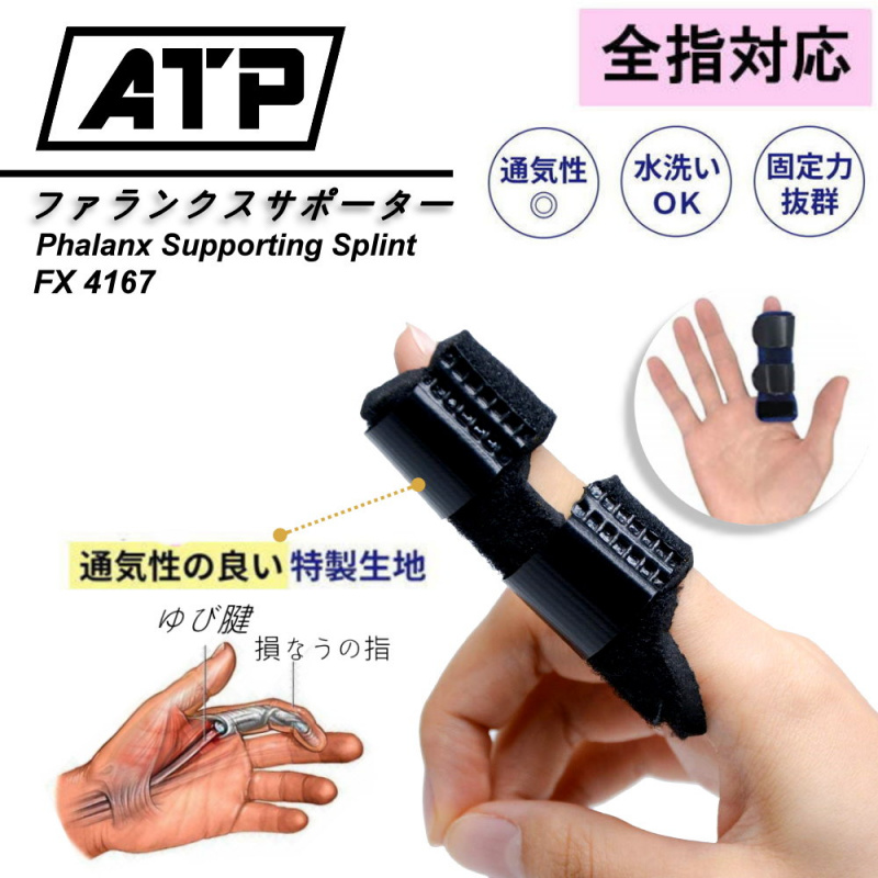 ATP Phalanx Supporting Splint 指骨保護支架