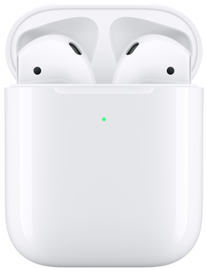 Apple AirPods 2 配備無線充電盒 (第2代) (原裝行貨)