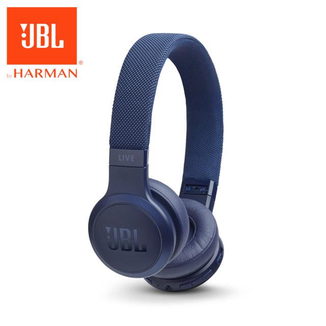 (人氣熱賣)香港行貨 JBL LIVE 400BT 藍牙耳罩式 Google Assistant 智能耳機