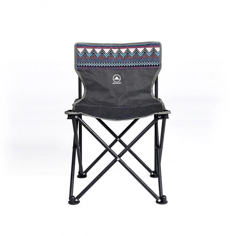 GOCAMP折疊野餐桌椅三件套