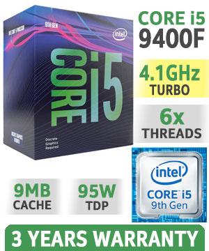 樂天電腦 Intel I5 9400F /GTX1030 文書上網組合