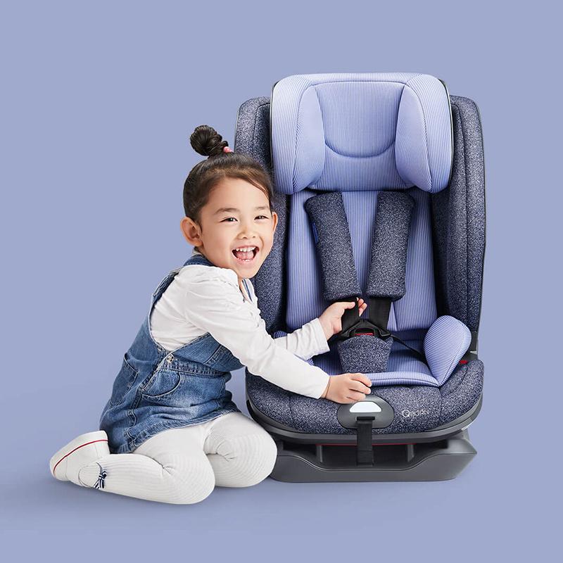 小米 QBORN 兒童安全座椅【適合9個月-12歲】