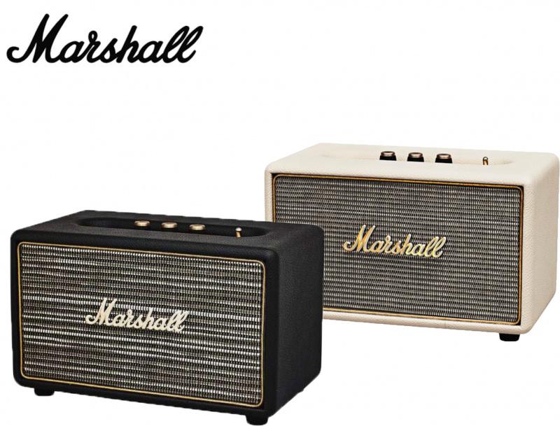 Marshall Acton 藍牙喇叭(黑色)