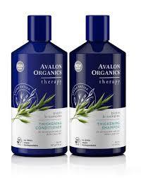 美國Avalon阿瓦隆防脫洗髮水414ml /護髮素397ml