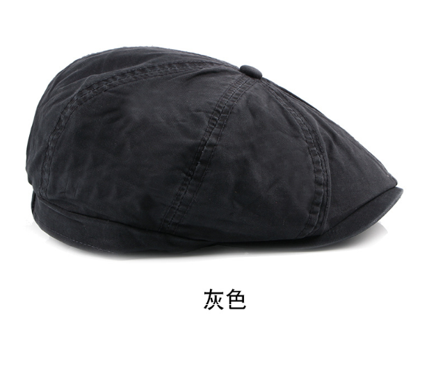 英倫風畫家帽 Berets [6色]