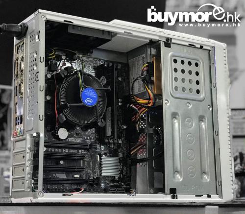 💡【睇片上網炒股簡單遊戲組合】 Intel i5-8400 6核心處理器 ASUS PRIME H310M2主機板 GEIL POTENZA 8G 8G DDR4-3000 Ram SSD 120GB Whatsapp:69696926度身訂做電腦組合 特快即日送貨