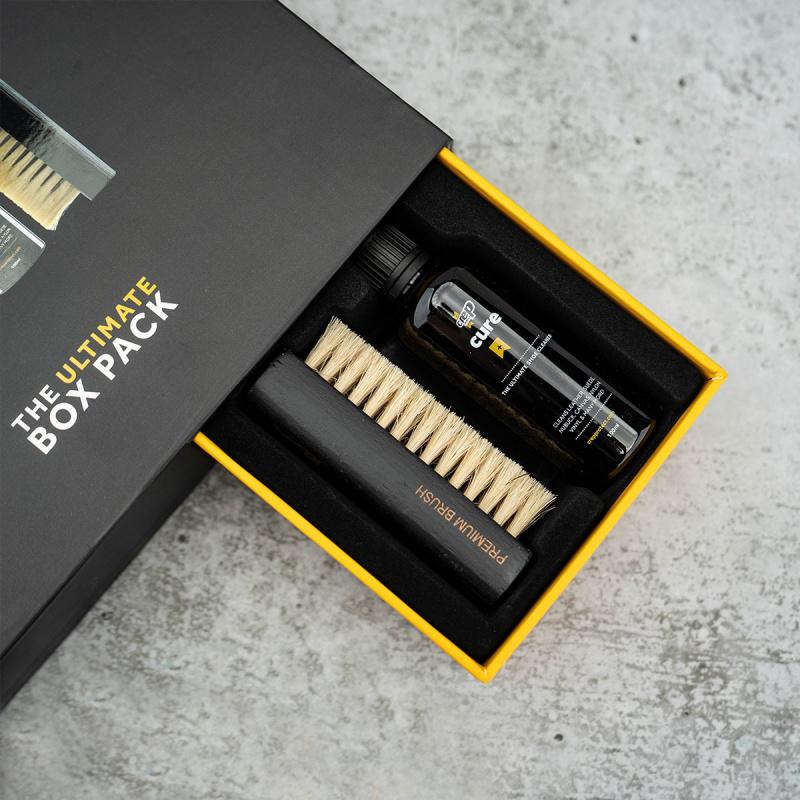 (人氣熱賣)Crep The Ultimate Box Pack 4合1清潔套裝