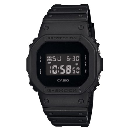 CASIO G-Shock DW-5600BB-1 (正貨有一年保養)