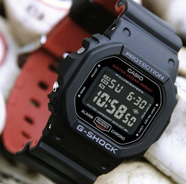 CASIO G-Shock DW-5600HR-1 (正貨有一年保養)