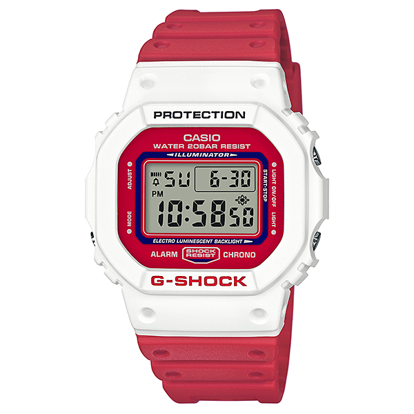 CASIO G-Shock DW-5600TB-4A (正貨有一年保養)