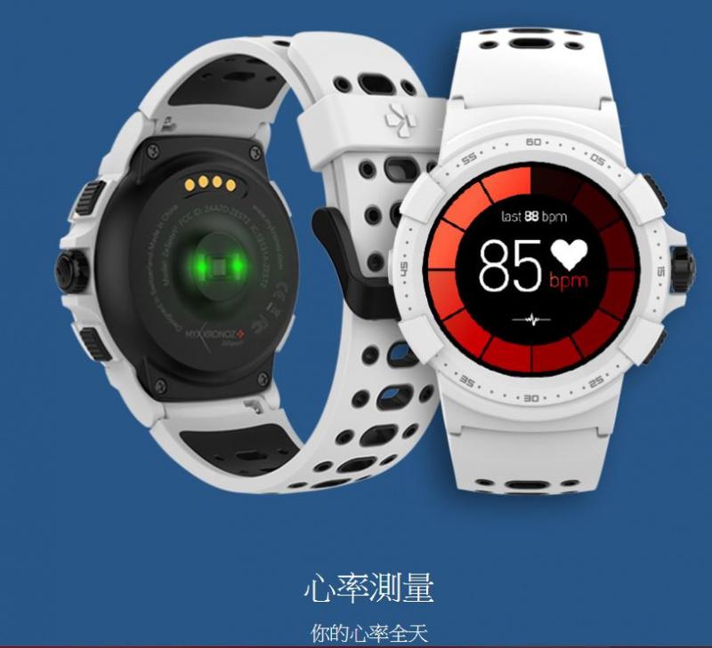 香港行貨 MyKronoz ZeSport2 多項運動GPS智能手錶 [3色]