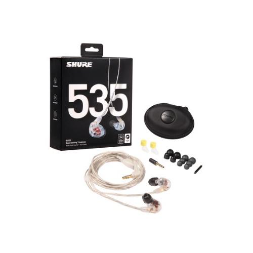 香港行貨 Shure SE535 入耳式隔音耳機(2色)