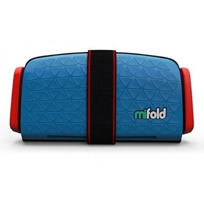 Mifold Grab-and-Go Booster 汽車兒童安全座椅