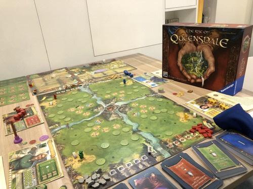 王后谷的崛起 - The Rise of Queensdale