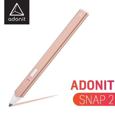 [行貨1保用] Adonit Snap 2 [3色] 輕輕一按,完美自拍。 適用於 iPhone 6 及更新機型的藍牙觸控筆