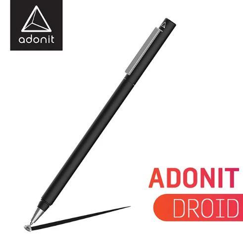 [行貨1保用] Adonit Droid [3色] 專為Android高解析度觸控螢幕裝置設計的全新迷你精準圓盤觸控筆