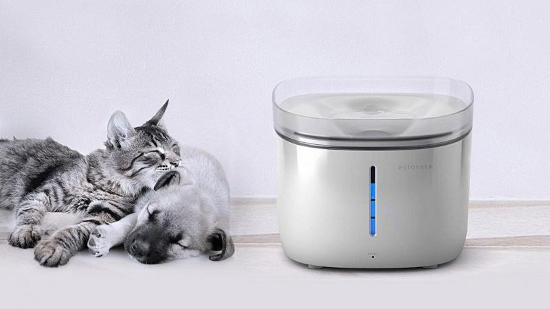 [香港行貨] Petoneer Fresco Ultra FS-W020 寵物智能水質檢測飲水機 2L (WiFi版紫外線殺菌版)