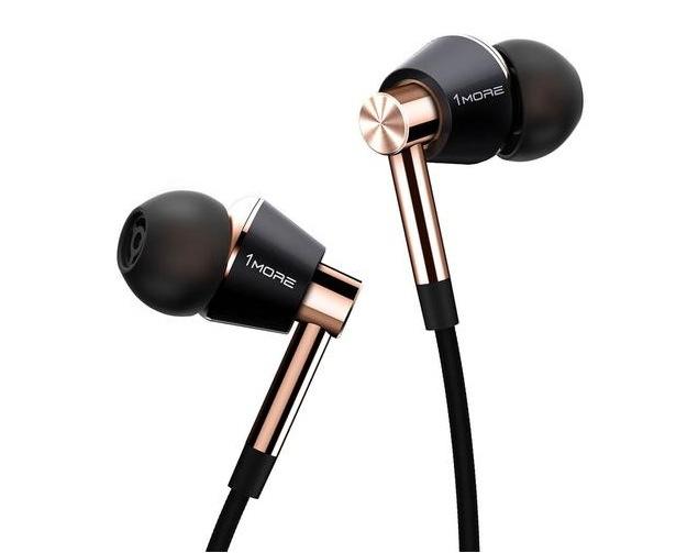 [香港行貨] 1More E1001 三單元高清耳機(2色)