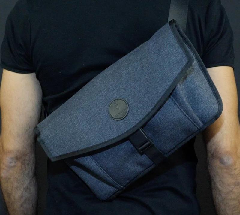 ALPAKA Alpha Sling 多功能防盜便攜側肩包