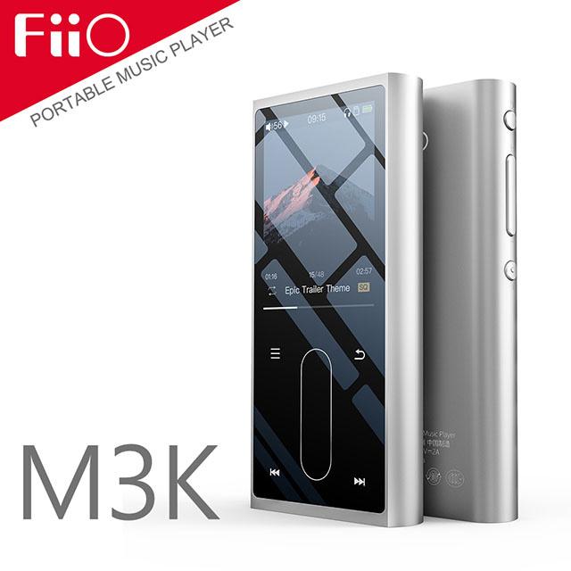 [香港行貨] FiiO M3K 隨身型HiFi高解析音樂播放器