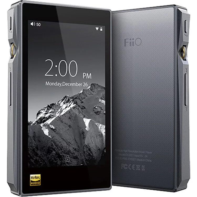 [香港行貨] FiiO X5 3rd gen 專業隨身Hi-Fi音樂播放器(3色)