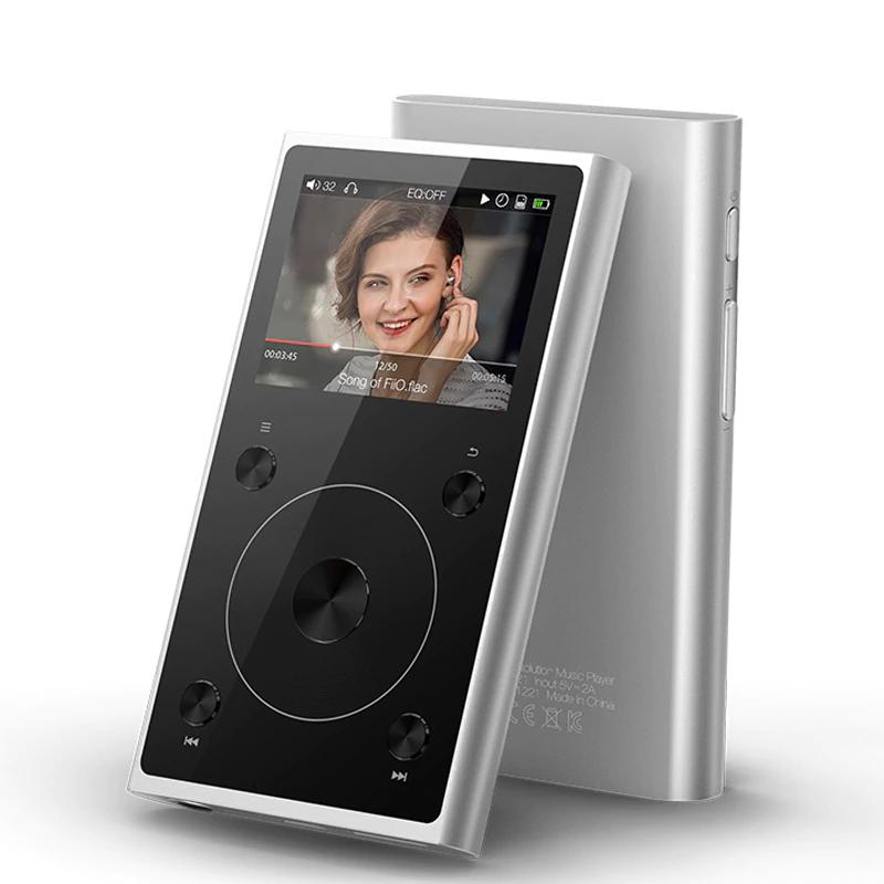 [香港行貨] FiiO X1 II 便攜式高分辨率無損音樂播放器(3色)