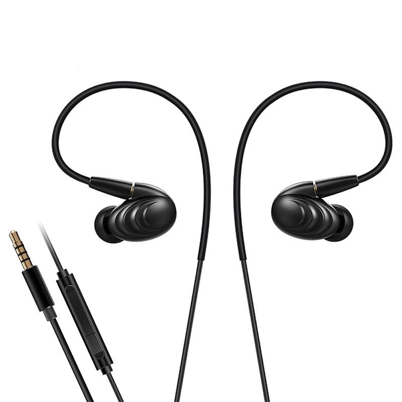 FiiO F9 3單元 MMCX可換線混合圈鐵耳機 [2色]